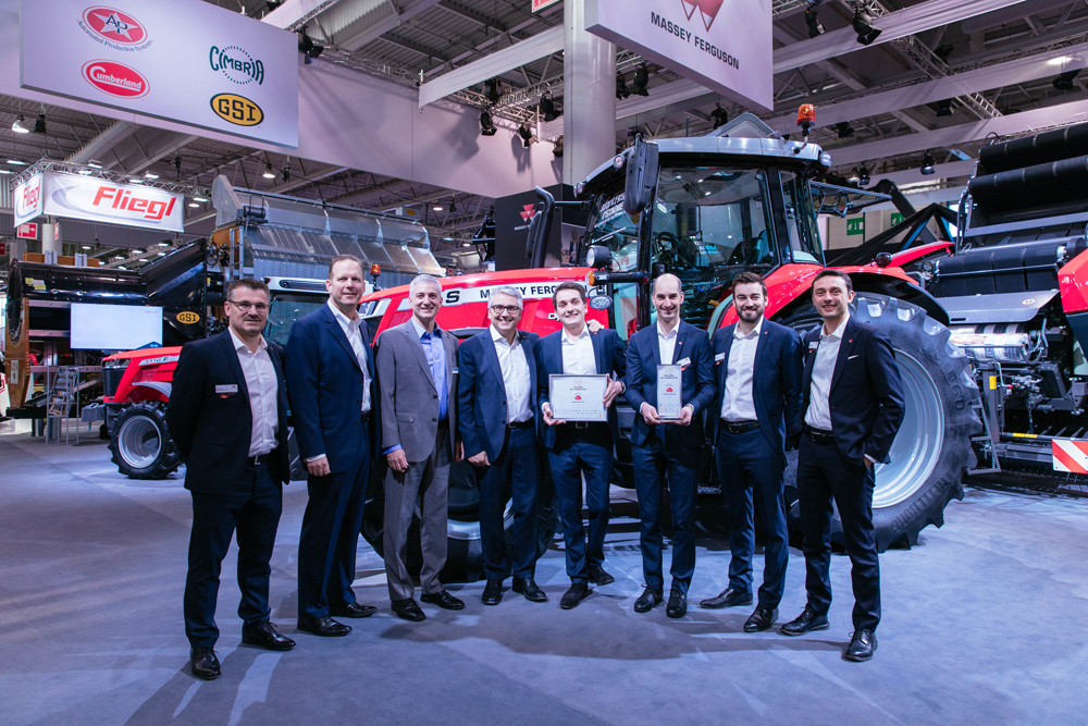 190228 Massey Ferguson Press Release MF 7719 S wins Machine of the Yea 1