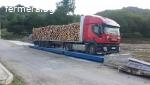 Автомобилен кантар 60 тона
