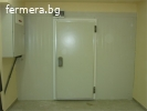 Изграждане на хладилни камери