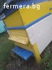 Продават се кошери с магазин и пчели цена 250лв